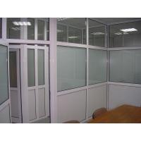 Изготовление и монтаж перегородок (офисные, сантехнические и др)