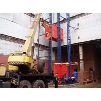 Монтаж подъемников грузовых (шахтные, мачтовые)