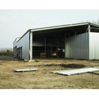 Строительство овощехранилищ, ангаров