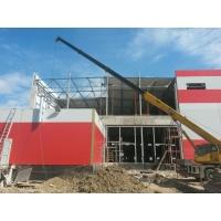 Строим ангары, склады, терминалы, распределительные центры