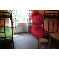 Свободные места в общежитии 15 км. от Усть-Луги, питание