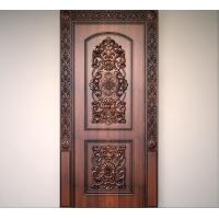 Изготовление дверей на заказ из массива дерева