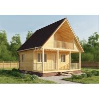 Строительство домов и бань из дерева