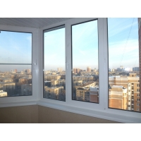 Остекление, отделка лоджий и балконов