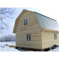 Строительство каркасно-щитовых домов под ключ
