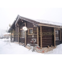 Строительство домов из бревна бруса