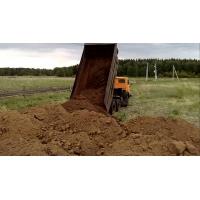 Строительный грунт для отсыпки участка с доставкой по Ленинградской области и Санкт-Петербургу
