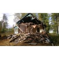 Демонтаж здания в Сыктывкаре