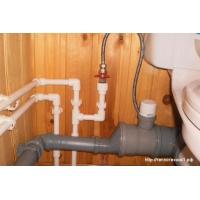 Мы выполняем весь комплекс работ, связанный с отоплением, канализацией и водоснабжением