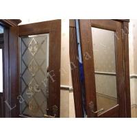 Лазерная гравировка дверей