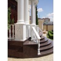 Изготовление лестниц из натурального камня (мрамора, гранита)