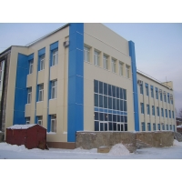Производство и монтаж вентфасадов и светопрозрачных конструкций