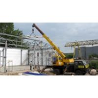 Построим Здания из легких металлических конструкций (ЛМК) в короткие сроки