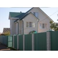 Строительство домов и котеджей.