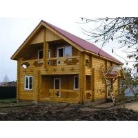 Строим дома из бруса по низким ценам!