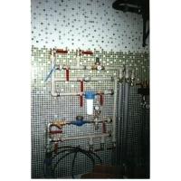 работы по отоплению, водоснабжению, канализации