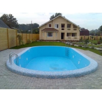 Строительство бассейнов от Аква - Плюс.