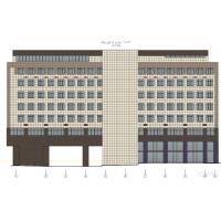 Проектирование навесных вентилируемых фасадов