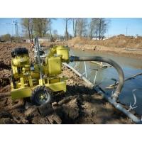 Водопонижение иглофильтрами и водоотведение