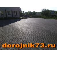 Укладка брусчатки и тротуарной плитки в Ульяновске