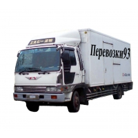 Грузоперевозки автомобилями Hino-термобудка, 5 тонн, 20 куб.м., ГАЗ-51,5 тонн