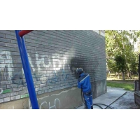 Очистка фасадов исторических зданий и памятников архитектуры, очистка от граффити, удаление высолов, плесени, очистка оборудования