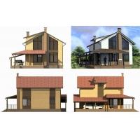 Проектирование частных загородных домов