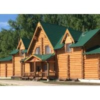 Строительство и проектирование уникальных бревенчатых домов !