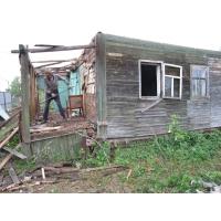 Снос домов