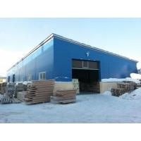 Быстрое возведение производственно-складских комплексов