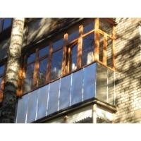 Балконы и лоджии. Отделка и остекление балконов