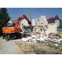 Снос любых строений - демонтаж