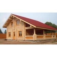 Изготовим деревянный дом, баню