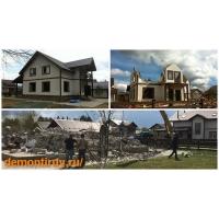 Демонтаж частных домов и коттеджей