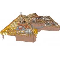 Проектирование кровли и крыш домов, зданий