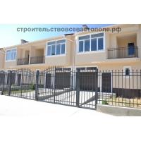 Строительство сейсмостойких домов в Крыму