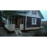 Замена нижнего венца дома от компании nts-stroy ru