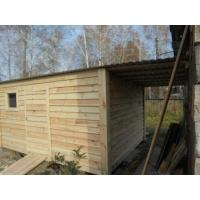 Строительство хоз.блоков, сараев, деревянных туалетов