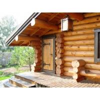 Деревянные дома и бани. Ручная рубка