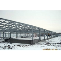 Строительство промышленных объектов.