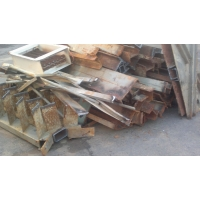 Демонтаж металлоконструкций, отходы пластика