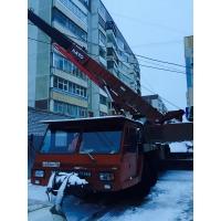 Аренда (услуги) автокрана по городу и межгород 50 тонн