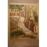 Художественная роспись стен. Декор интерьера