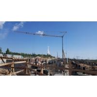 Аренда быстромонтируемого башенного крана Potain IGO50