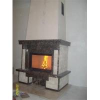 Монтаж каминов, дымоходов для печей, каминов и котлов