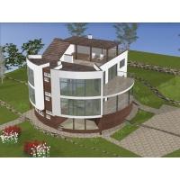 Проектирование домов, коттеджей