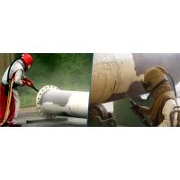 Пескоструйная обработка металлоизделий по стандартам ISO-Sa 2-2,5.