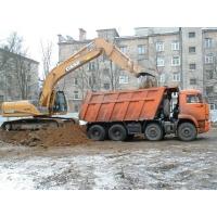 Вывоз грунта, строительного мусора и снега