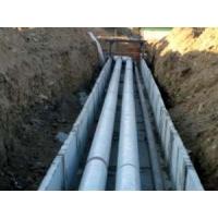 Прокладка трубопроводов  диаметр до  700 мм