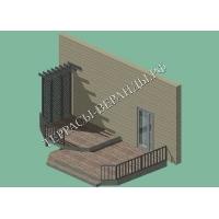Строительство террас, устройство и монтаж террас в Петербурге